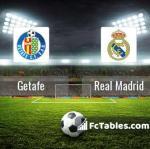 Preview image Getafe - Real Madrid