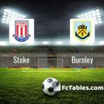 Preview image Stoke - Burnley