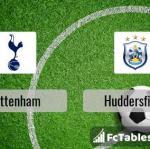 Preview image Tottenham - Huddersfield