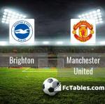 Preview image Brighton - Manchester United