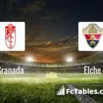 Preview image Granada - Elche