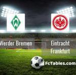 Preview image Werder Bremen - Eintracht Frankfurt