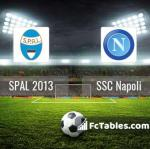 Preview image SPAL 2013 - SSC Napoli