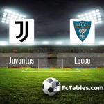 Preview image Juventus - Lecce