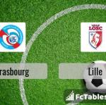 Preview image Strasbourg - Lille