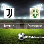 Preview image Juventus - Ferencvaros