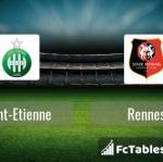 Preview image Saint-Etienne - Rennes