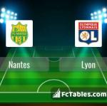 Preview image Nantes - Lyon