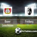 Preview image Bayer Leverkusen - Freiburg