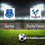 Preview image Everton - Crystal Palace