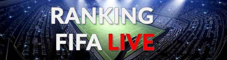 Fifa rankings - live prediction new section