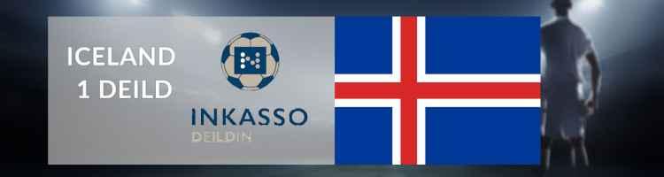 Druga liga Islandzka. 1 Deild