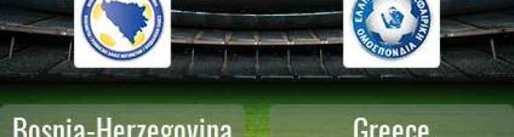 Bosnia vs Greece Preview and Prediction