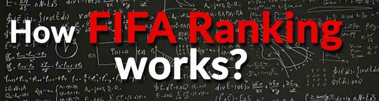 How FIFA ranking works?