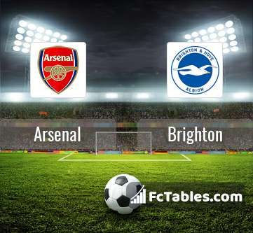 Preview image Arsenal - Brighton