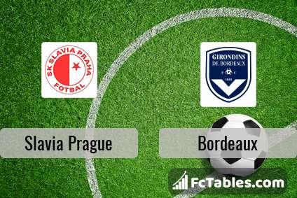 Preview image Slavia Prague - Bordeaux