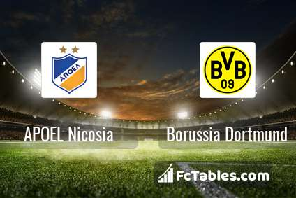 Preview image APOEL Nicosia - Borussia Dortmund