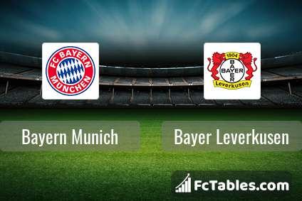 Preview image Bayern Munich - Bayer Leverkusen