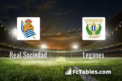 Podgląd zdjęcia Real Sociedad - Leganes