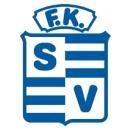 FK Slavoj Vysehrad logo