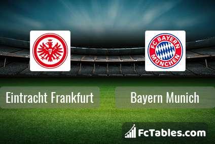 Preview image Eintracht Frankfurt - Bayern Munich