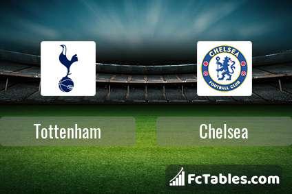 Preview image Tottenham - Chelsea