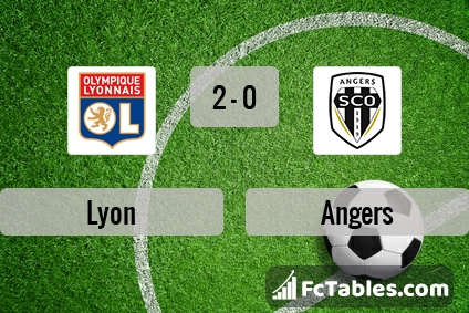 Preview image Lyon - Angers