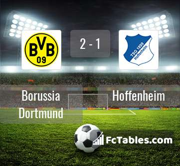 Preview image Borussia Dortmund - Hoffenheim