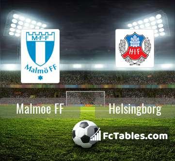 Anteprima della foto Malmoe FF - Helsingborg