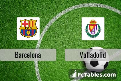 Preview image Barcelona - Valladolid