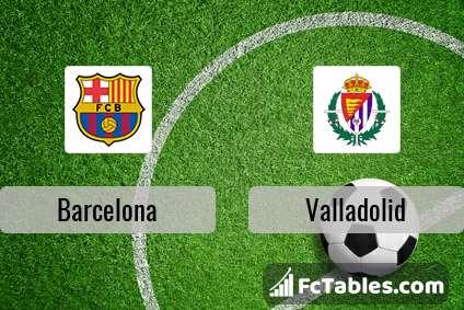 Anteprima della foto Barcelona - Valladolid