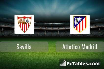 Anteprima della foto Sevilla - Atletico Madrid