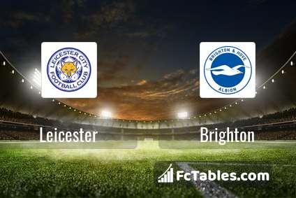 Anteprima della foto Leicester City - Brighton & Hove Albion