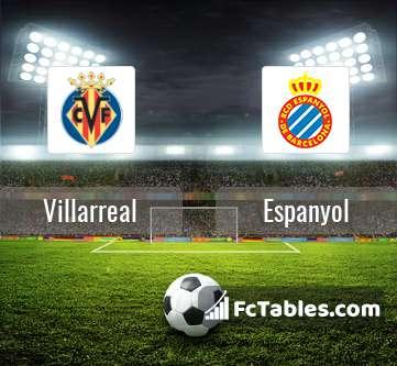Preview image Villarreal - Espanyol