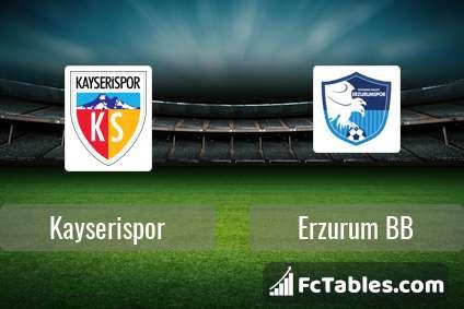 Anteprima della foto Kayserispor - Erzurum BB