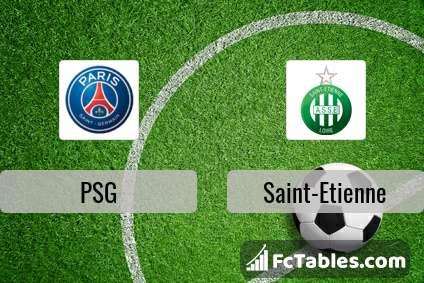 Preview image PSG - Saint-Etienne