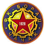 Borac Cacak logo