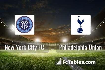 Anteprima della foto New York City FC - Philadelphia Union