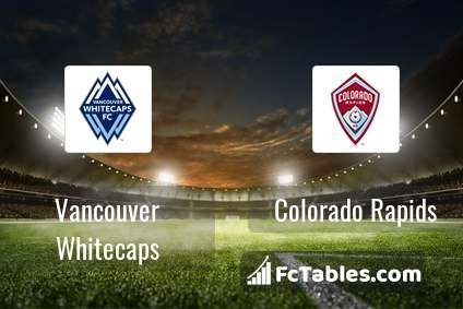Preview image Vancouver Whitecaps - Colorado Rapids