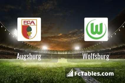 Preview image Augsburg - Wolfsburg