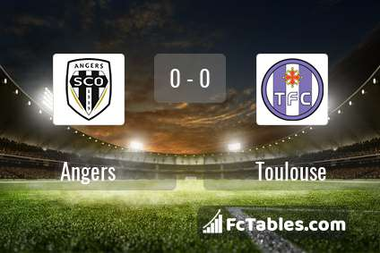 Preview image Angers - Toulouse