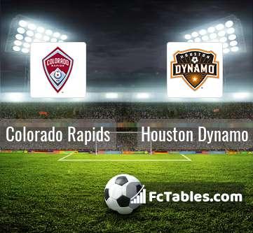 Preview image Colorado Rapids - Houston Dynamo