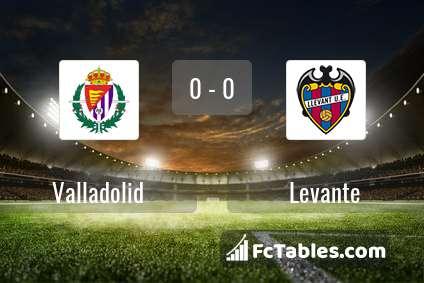Preview image Valladolid - Levante