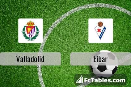 Preview image Valladolid - Eibar