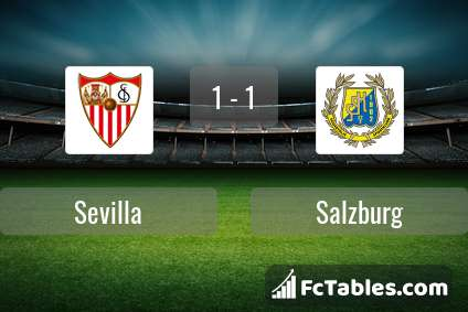 Preview image Sevilla - Salzburg
