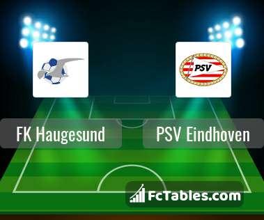 Anteprima della foto FK Haugesund - PSV Eindhoven