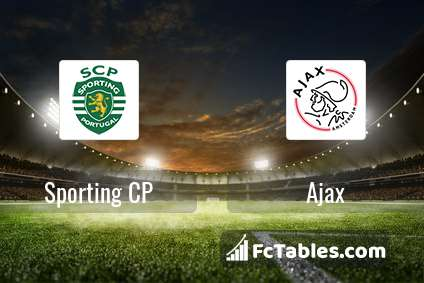 Preview image Sporting CP - Ajax