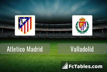 Preview image Atletico Madrid - Valladolid
