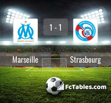 Preview image Marseille - Strasbourg