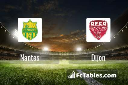 Preview image Nantes - Dijon